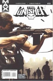 Marvel Max Punisher #59 Marvel Comics US Import